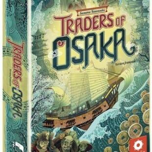 Le test de Traders of Osaka