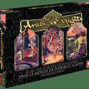 Le test de Tales of the Arabian Nights (vf)