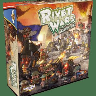 RIVET WARS – Les tranchées chez Tom Pouce