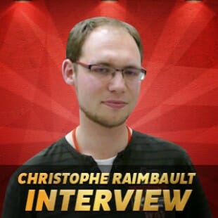 Cannes 2015 – Interview Christophe Raimbault