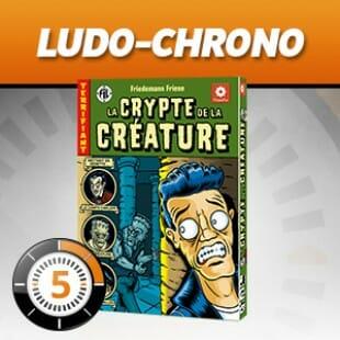 LudoChrono – La crypte de la créature