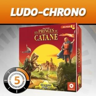 LudoChrono – Les princes de Catane
