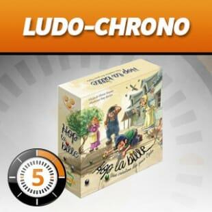 LudoChrono – Hop la bille