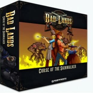 Bad Lands: Curse of the Skinwalker [KS]