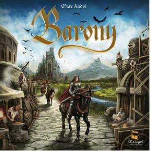 Barony, futur matagot par le papa de Splendor