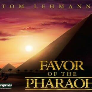 Favor of the Pharaoh de Thomas Lehmann