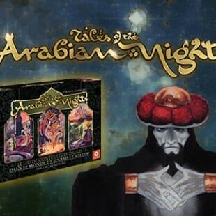 Tales of the Arabian Nights finalement traduit !
