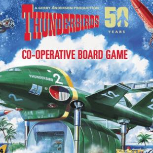 The Thunderbirds Cooperative Board Game par Matt Leacock [KS]