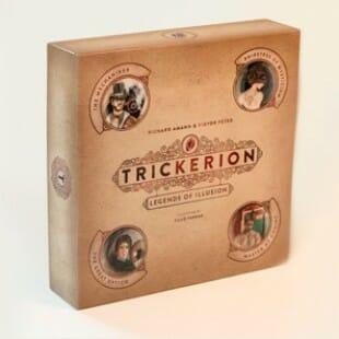 Trickerion: Legends of Illusion  [KS]