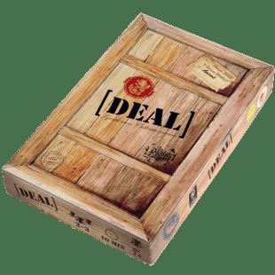 Deal, gentlemen collectionneurs – y'a quoi dans ta caisse ?