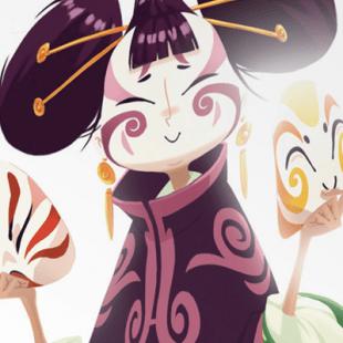 Preview : les futurs minis de chez Iello (Aramini Circus, Kabuki)