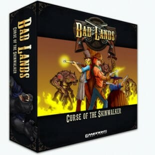 Bad Lands: Curse of the Skinwalker
