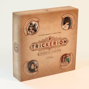 Le test de Trickerion: Legends of Illusion