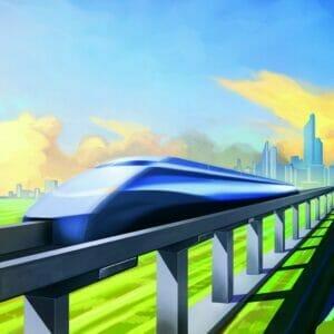 07_Supersonic Train