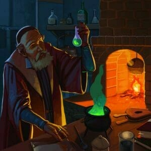 11_Invention of Alchemy
