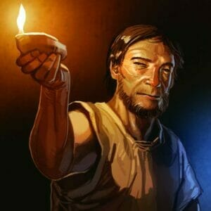 16_Invention of Oil Lamp