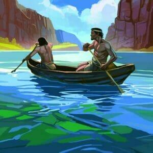 18_Dugout Canoe