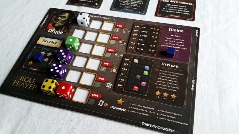 Roll Player (setup)