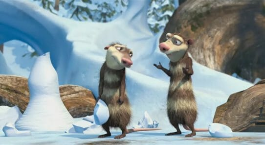 """- Il confond toujours """"pensum"""" et... """"opossum"""" - Il est au Japon depuis trop longtemps."""