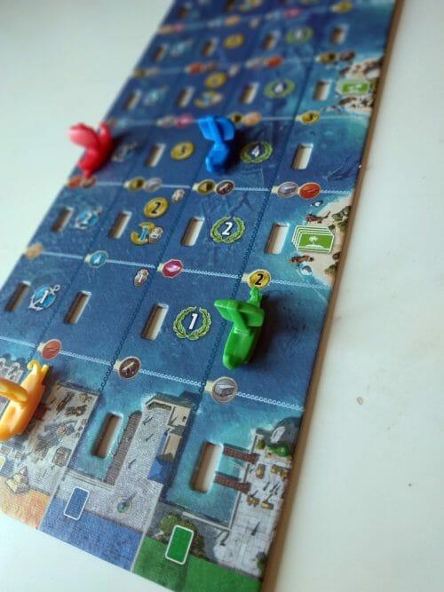 7 Wonders Armada jeux de societe ludovox (1)