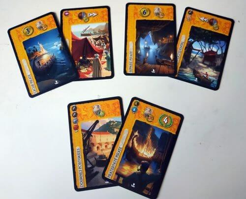 7 Wonders Armada jeux de societe ludovox (2)