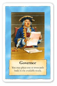 Le gouverneur, avec sa tête mi-figue, mi-raisin, rend de grands services