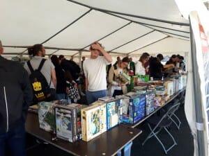 BGF 2018 - Bourse aux jeux 2