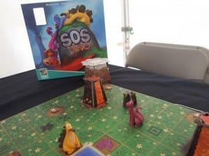 BGF 2018 - SOS Dino