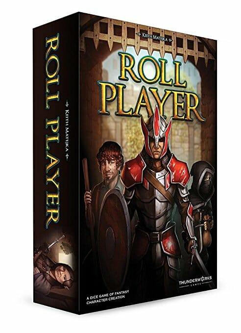 Box Roll Player
