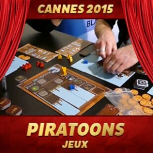 Cannes 2015 – Piratoons – Act in Games