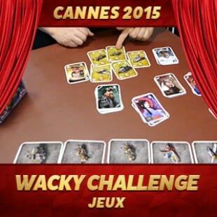 Cannes 2015 – Wacky Challenge – Ilopeli