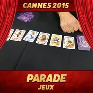 Cannes 2015 – Parade – Filosofia