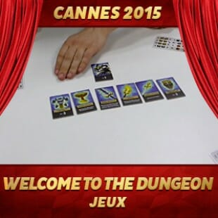 Cannes 2015 – Welcome to the dungeon – Iello