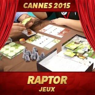 Cannes 2015 – Raptor – Matagot
