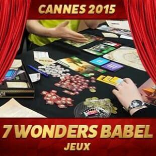 Cannes 2015 – 7 Wonders Babel – Repos production