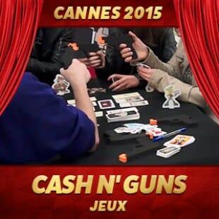 Cannes 2015 – Cash n' guns 2nde édition – Repos production