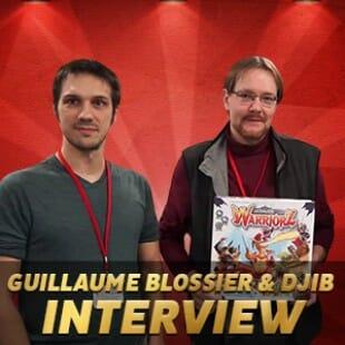 Cannes 2015 – Guillaume Blossier & Djib – Matagot