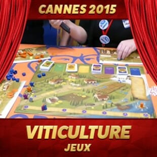 Cannes 2015 – Viticulture – Morning Players