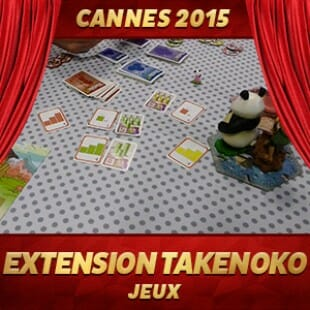 Cannes 2015 – Extension Takenoko – Bombyx