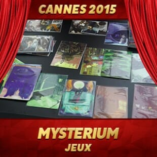 Cannes 2015 – Mysterium – Libellud