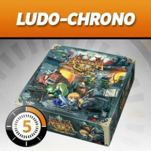 LudoChrono – Arcadia Quest
