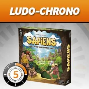 LudoChrono – Sapiens
