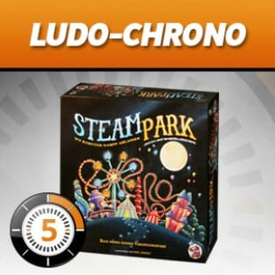 LudoChrono – Steam Park