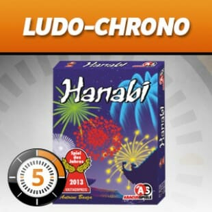 LudoChrono – Hanabi