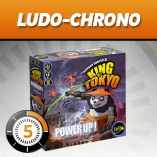 LudoChrono – King of Tokyo – Power Up