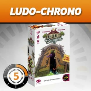 LudoChrono – Welcome to the dungeon