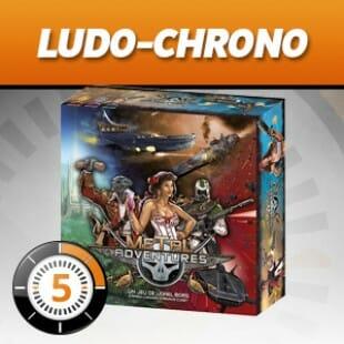 LudoChrono – Metal Adventures