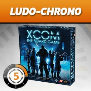 LudoChrono – XCOM the board game