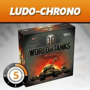 Ludochrono – World of Tanks rush