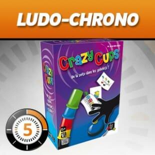 LudoChrono – Crazy Cups +